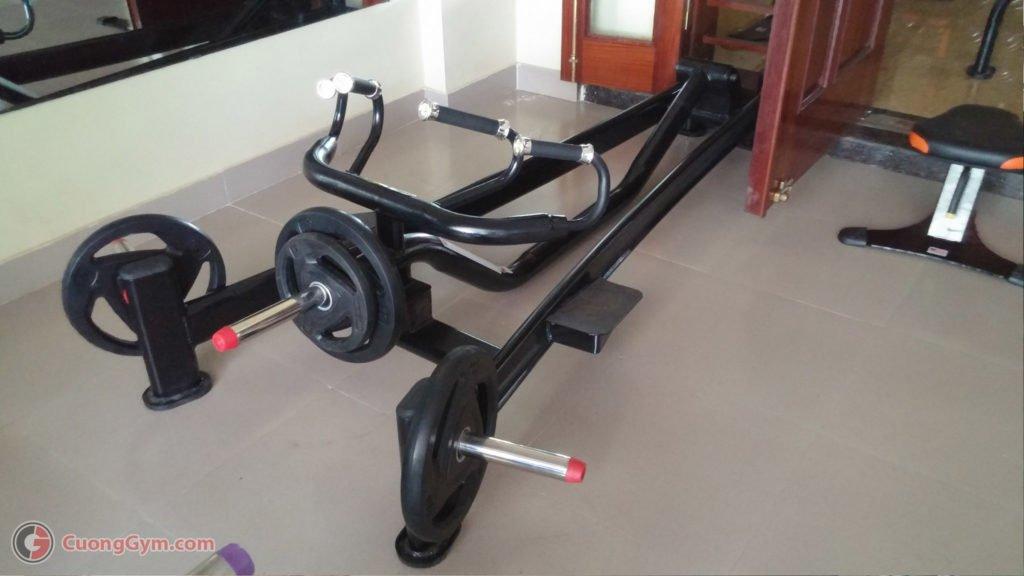mo phong tap gym the hinh tai tinh Thai Binh