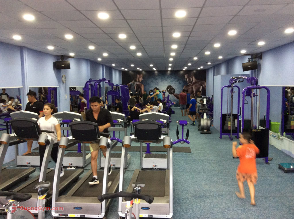 showroom cuong thinh fitness