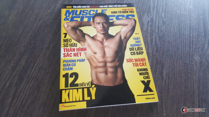 Tap chi Muscle Fitness tap 3 - p0