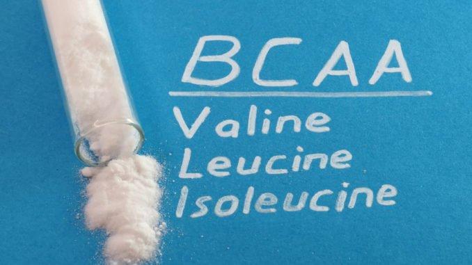 BCAA - Thực phẩm bổ sung