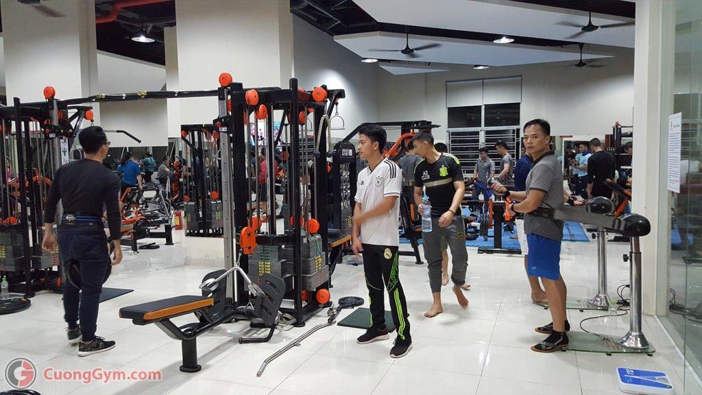 Tại sao nên đầu tư kinh doanh phòng tập gym thể hình