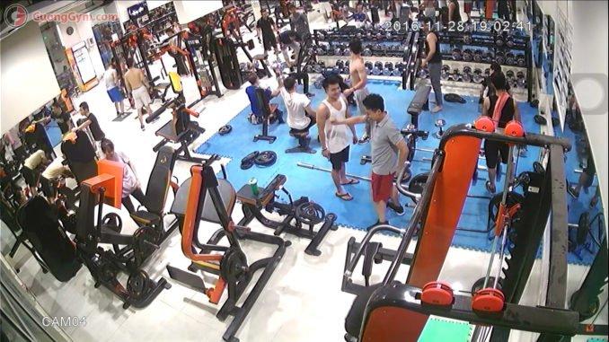 Camera giám sát phòng tập gym quản lý hiệu quả