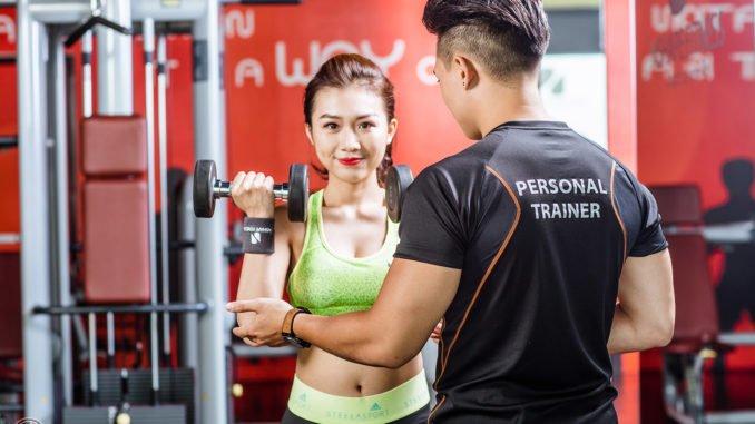 Huấn luyện viên gym PT