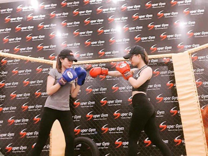 Setup mở phòng tập gym giá rẻ tại Bắc Ninh