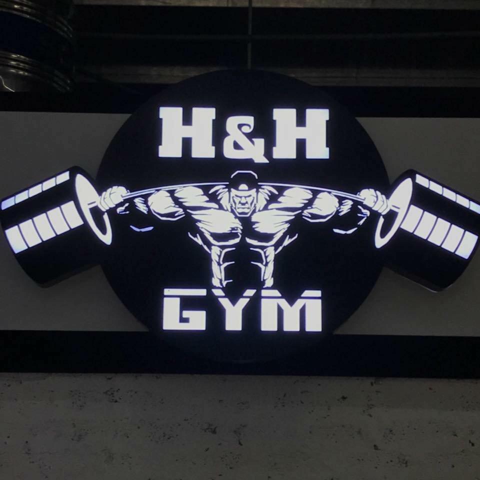 thiết kế logo phòng tập gym