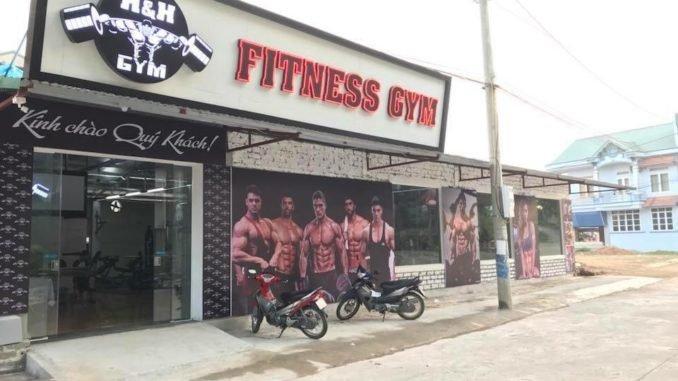 setup mở phòng tập gym giá rẻ tại nông thôn