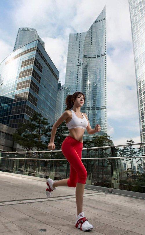 động lực chạy bộ buổi sáng