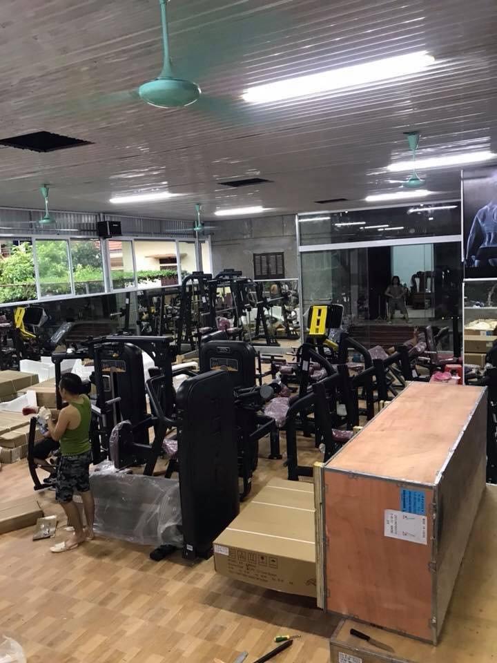 Setup mở phòng tập gym ở nông thôn