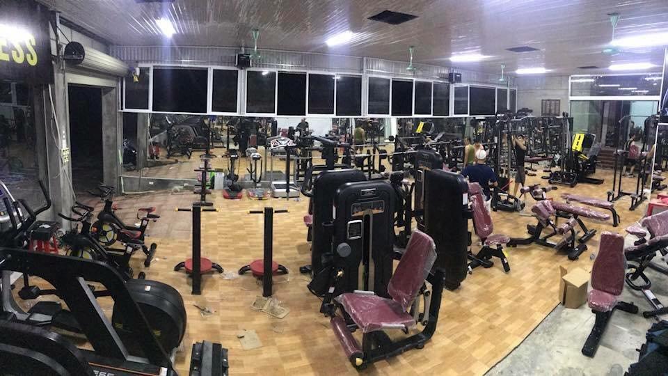 khởi nghiệp kinh doanh phòng tập gym