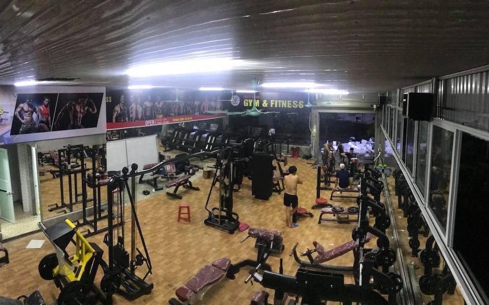 mở phòng tập gym giá rẻ ở nông thôn