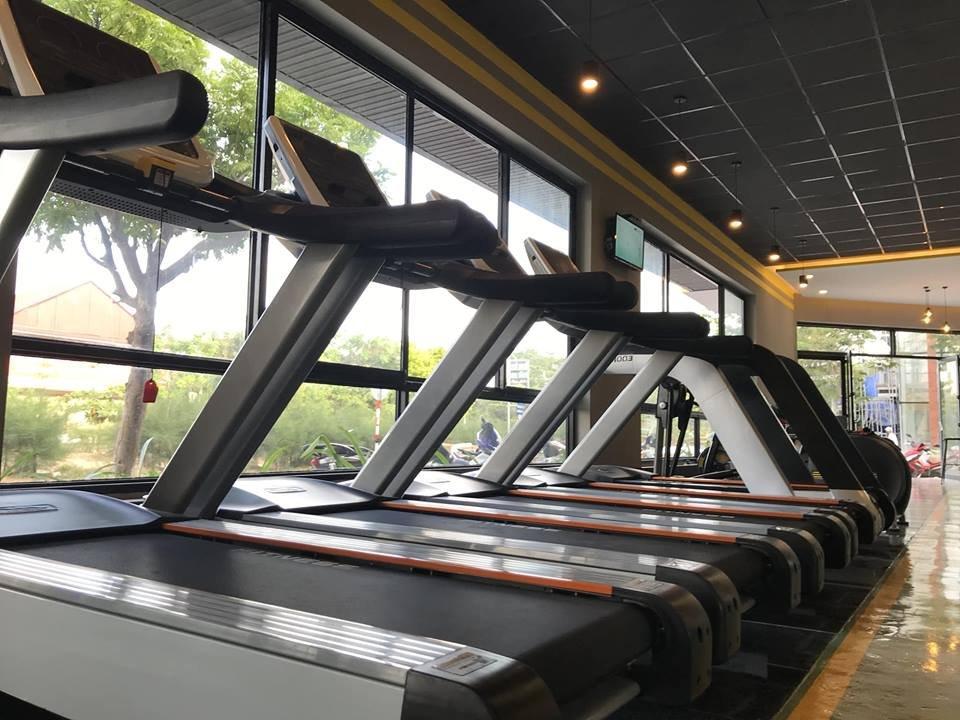 Setup mở phòng tập gym quy mô vừa