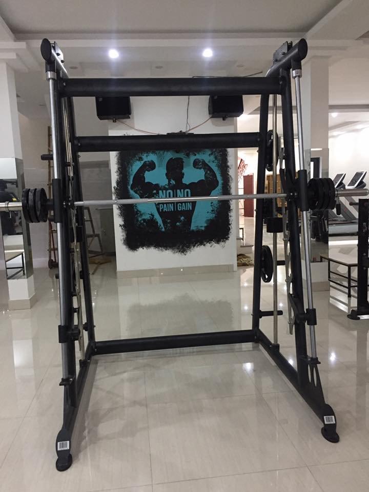 Setup mở phòng tập gym quy mô nhỏ