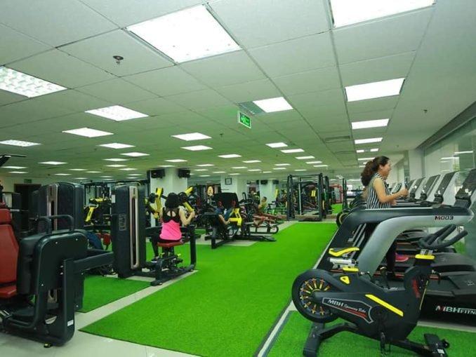 Setup mở phòng tập gym cao cấp tại hải phòng