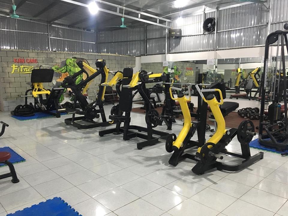Quá trình setup mở phòng tập gym bình dân