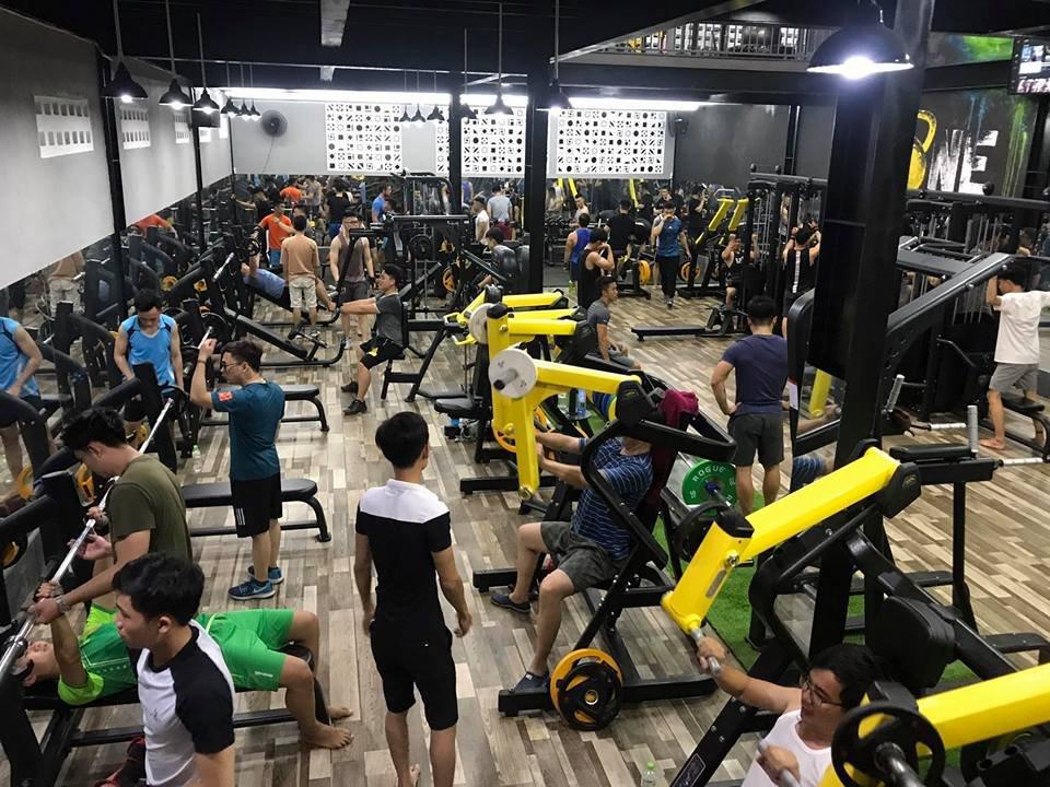Setup mở phòng tập gym phổ thông và hiệu quả