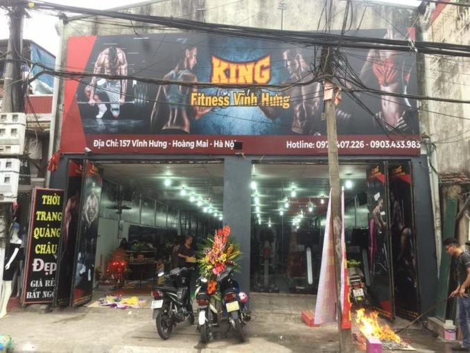 Setup - mở phòng tập gym bình dân tại Hà Nội