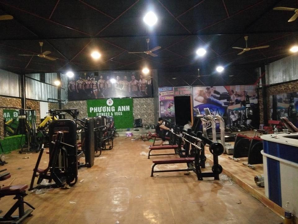 Setup mở phòng tập fitness bình dân: gym kết hợp yoga