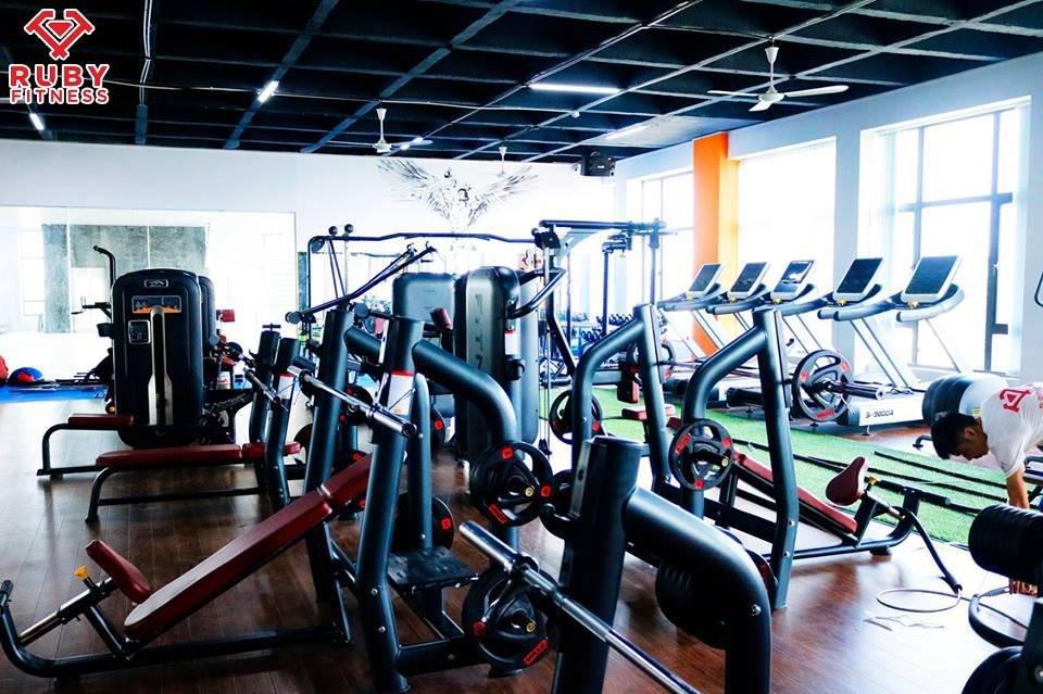 Setup mở phòng tập gym tỉnh Hải Dương