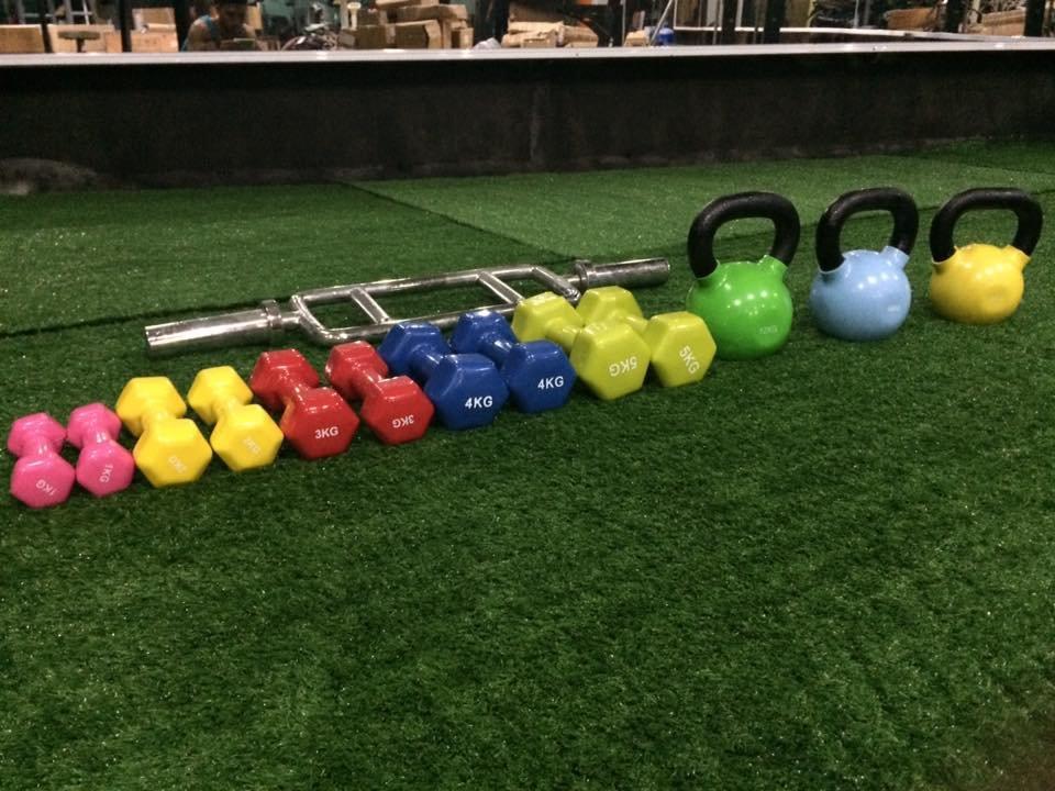 Setup mở phòng tập gym cơ bản tại Hà Nội