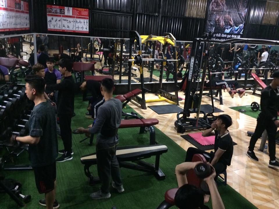 Setup mở phòng tập gym phổ thông