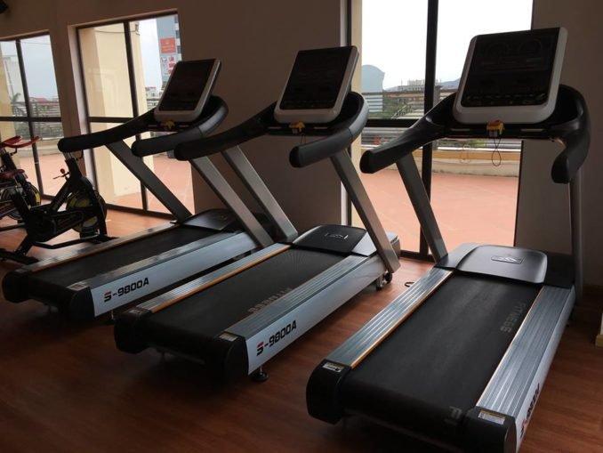 setup phòng tập gym cho khách sạn, resort