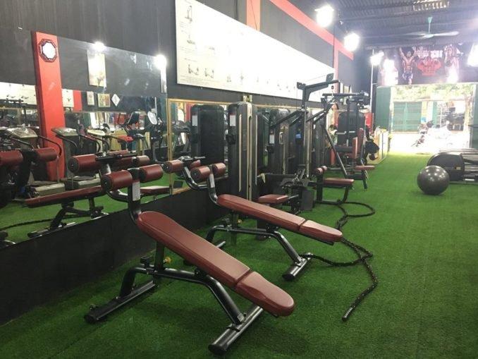 Setup mở phòng tập gym bình dân tại hà nội