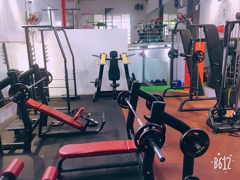 Setup mở phòng tập gym bình dân