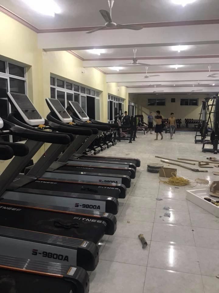đầu tư mở phòng tập gym bình dân
