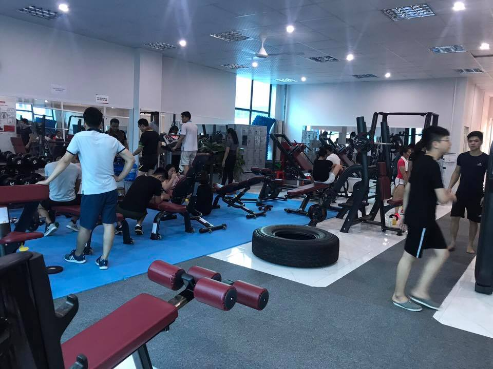 Setup mở phòng tập gym ở Hà Giang