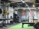 setup khu tập crossfit tại phòng gym