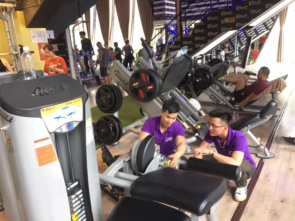 dịch vụ bảo dưỡng máy tập phòng gym