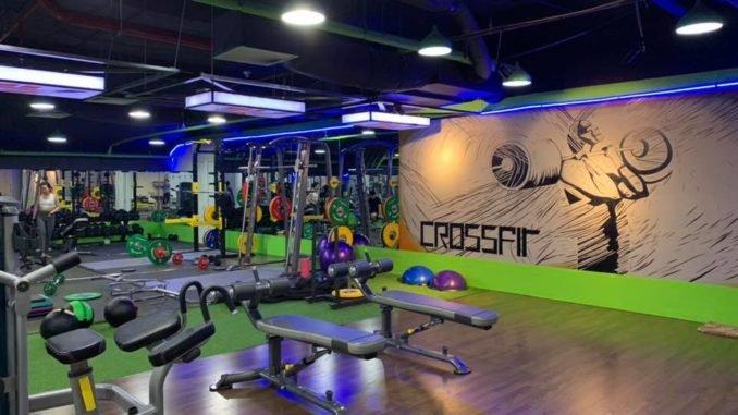 setup phòng tập gym cho hệ thống ae fitness