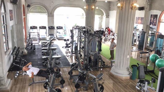 setup phòng tập gym tại tỉnh ninh bình