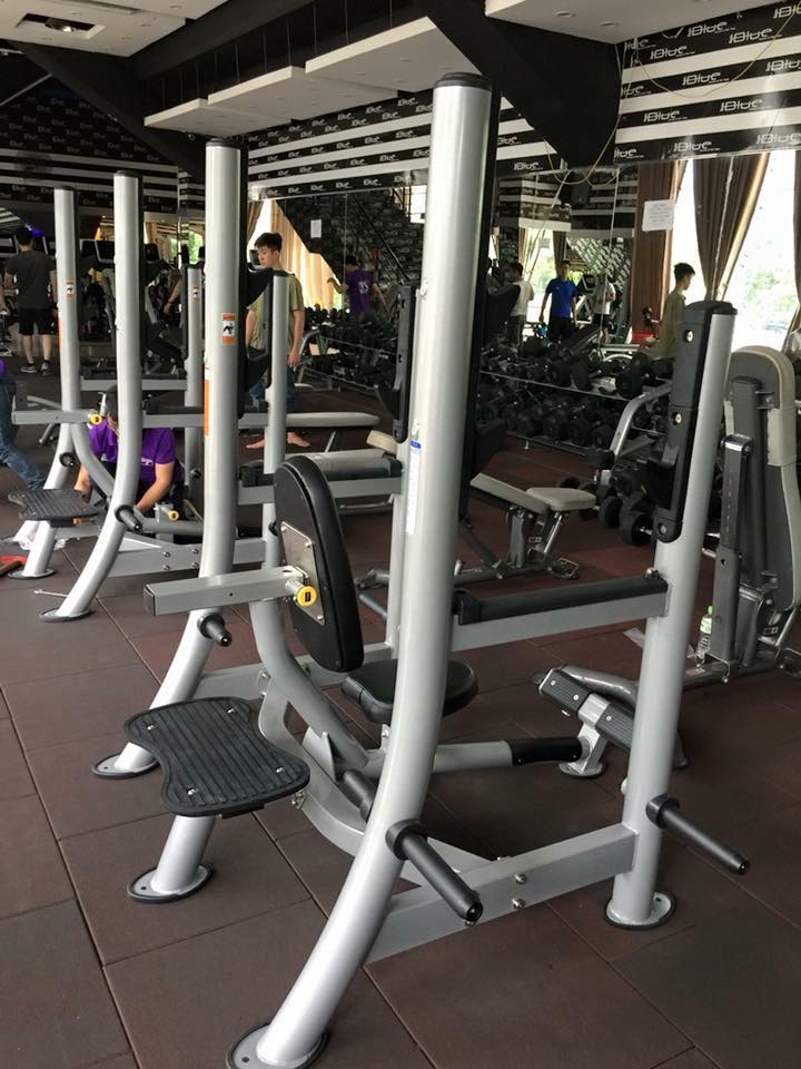 máy tập gym của hoist fitness đã được phân phối chính thức tại việt nam