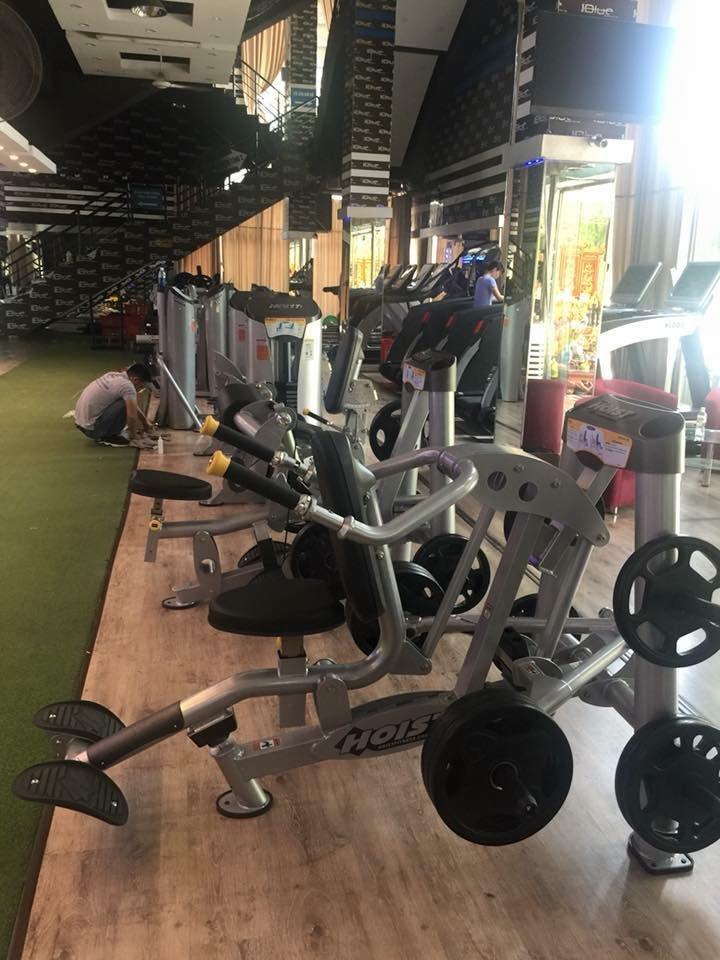 Cung cấp lắp đặt máy tập hoist fitness chính hãng