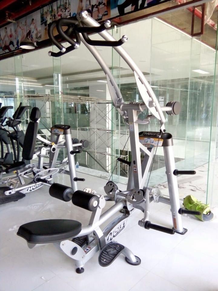 Máy tập kéo xô hoist fitness