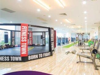 Setup mô hình phòng tập gym trung cao cấp tại hà nội