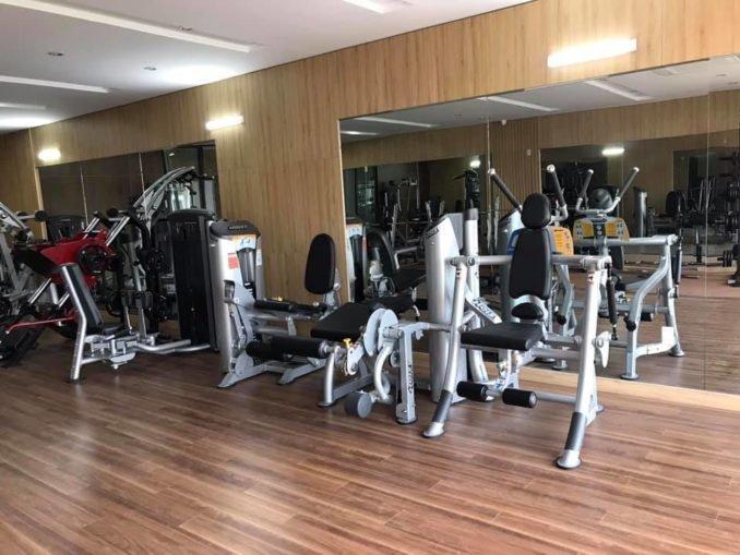 mở phòng tập gym tại thành phố hải phòng