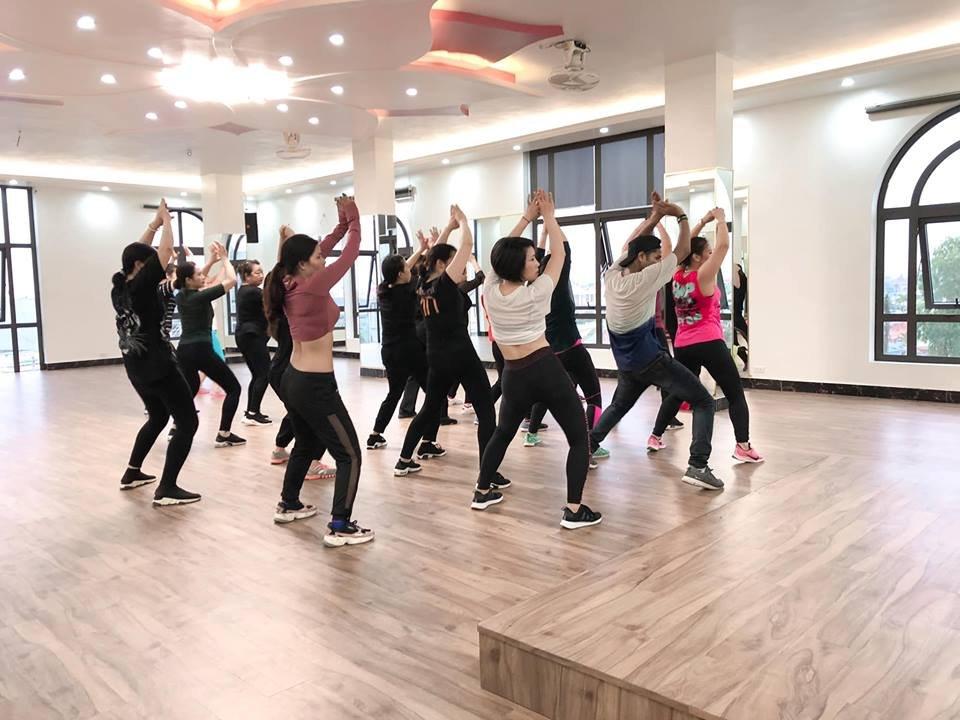 Bộ môn nhảy trẻ trung, năng động và mạnh mẽ