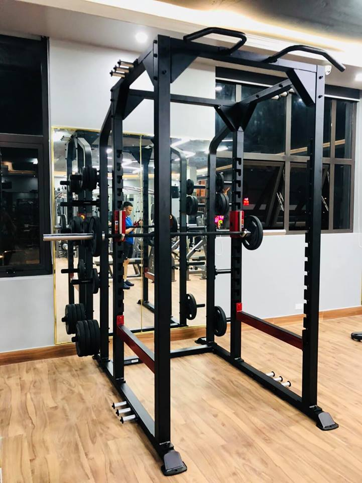 Khung Power Rack hầm hố Impulse SL7015