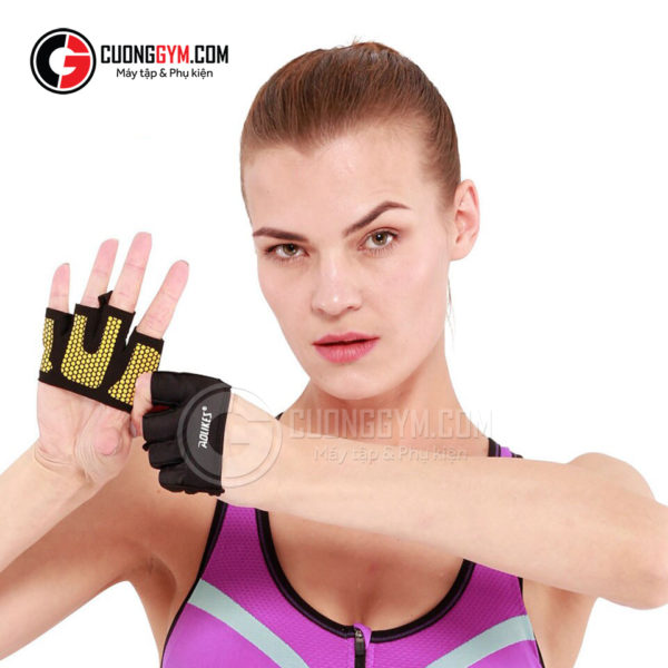 Găng tay CGA-104 phiên bản màu vàng tươi trẻ