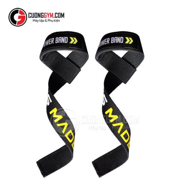 Lifting Straps - dây kéo lưng phiên bản cao cấp (mã sản phẩm: CGA-113)