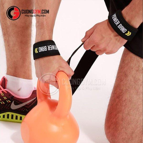 Dây kéo lưng - Lifting straps CGA-113 là một sản phẩm hữu dụng