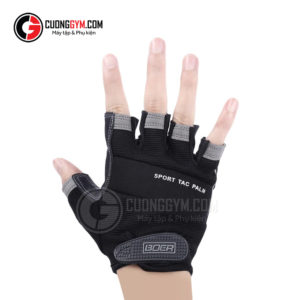 Găng tay tập gym thể thao nam cao cấp (mã sản phẩm: CGB-101)