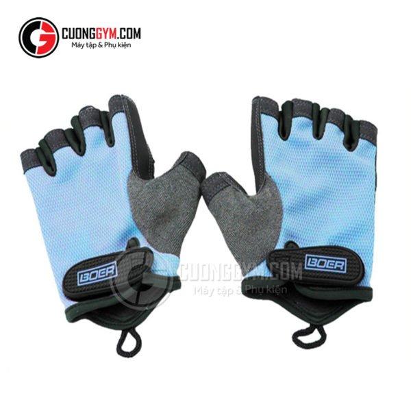 Đôi găng tay CGB-105 bản màu xanh dương