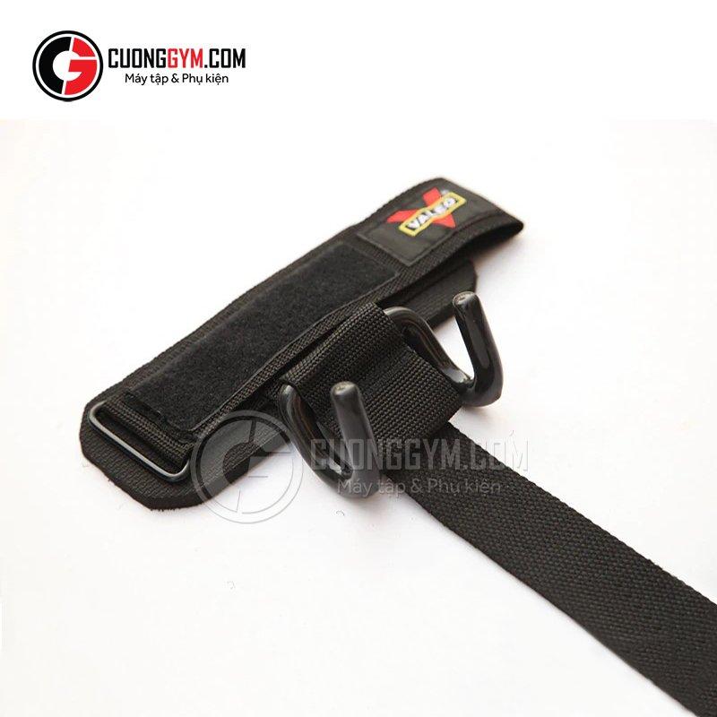 Cận cảnh sản phẩm: Cuốn cổ tay có móc sắt Valeo (mã sản phẩm: CGK-116)